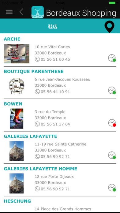 Bordeaux Shopping