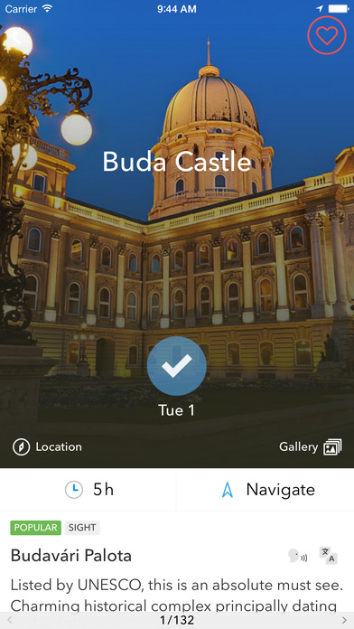 Budapest Offline Map and City Guide