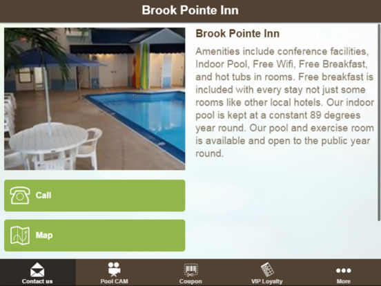 Brook Pointe Inn