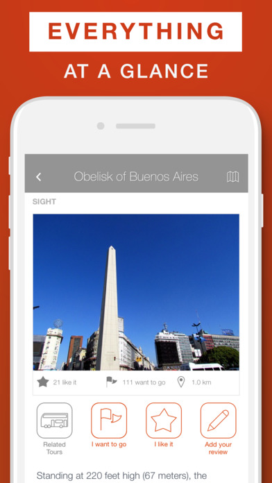 Buenos Aires - Travel Guide & Offline Map