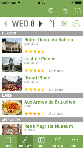 Brussels Essentials by mTrip Travel Guides