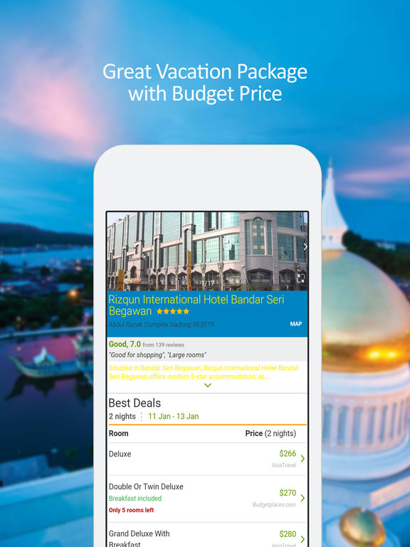 Brunei Budget Travel