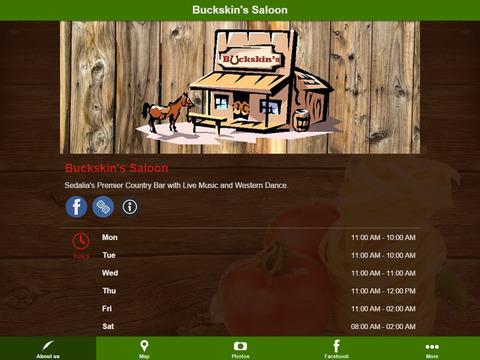 Buckskin's Saloon
