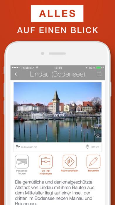 Bodensee Reiseführer & Offline