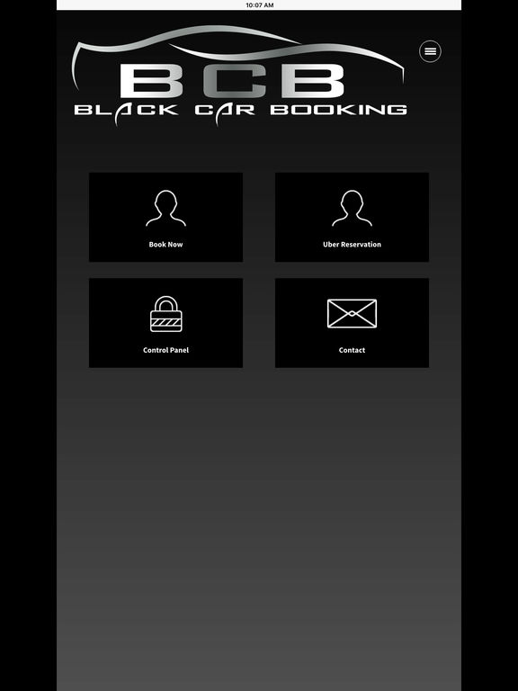 Black Car Booking