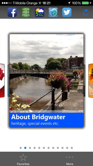 Bridgwater Town Guide