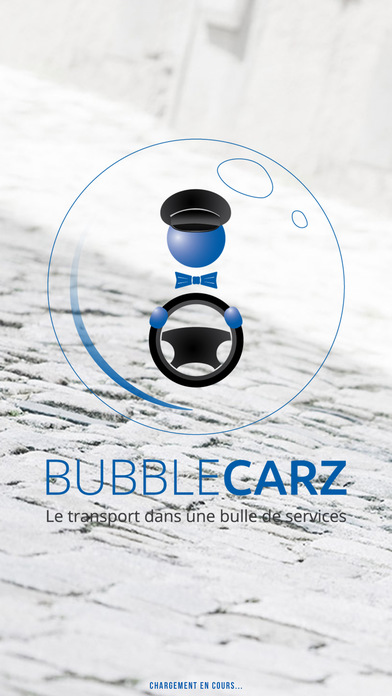 BubbleCarz - Chauffeur Privé VTC
