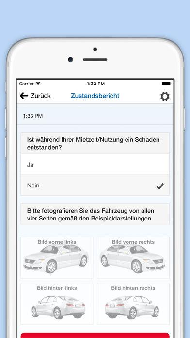 BUCHBINDER Schaden-App