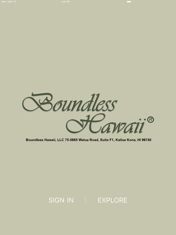 Boundless Hawaii