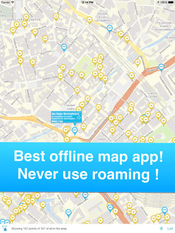 Birmingham, UK - Offline Guide -
