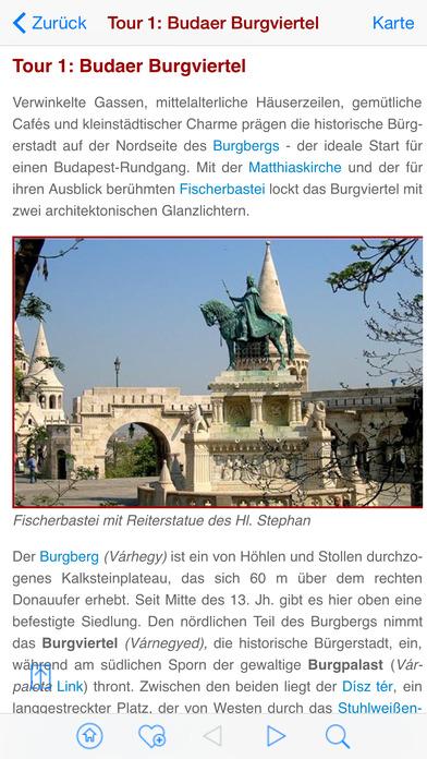 Budapest Reiseführer MM-City Individuell