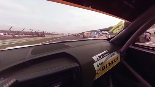 BTCC 360º Race Experience