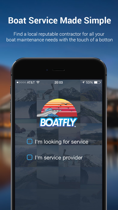 Boatfly - find local contractor for boat maintaince