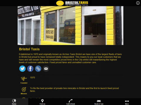 Bristol Taxis