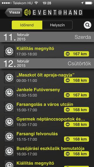 Busójárás EVENT@HAND