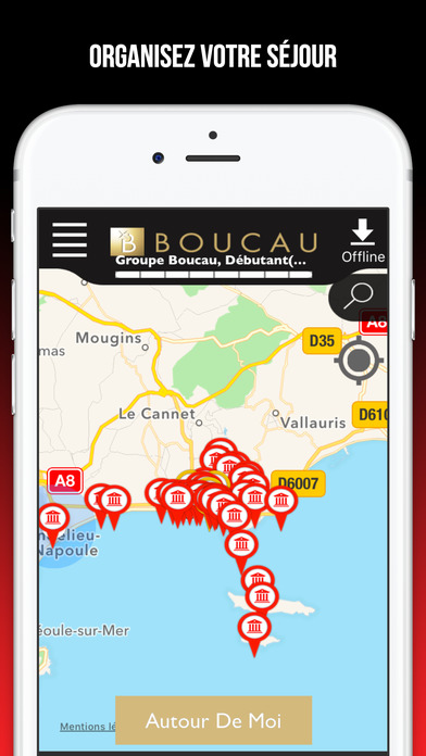 Boucau Cannes