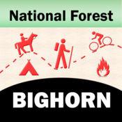 Bighorn National Forest  2