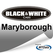 Black  White Cabs Maryborough