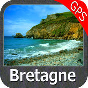 Boating Bretagne - GPS nautical & sailing charts