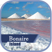 Bonaire Island Travel Guide & Offline Map 1