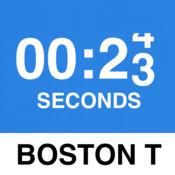 Boston T Seconds