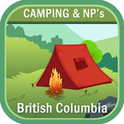 British Columbia Camping & Hiking Trails 1