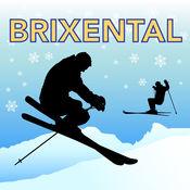 Brixental Ski Map 3.4