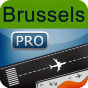 Brussels Airport + Flight Tracker