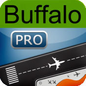 Buffalo Airport + Flight Tracker Premium HD