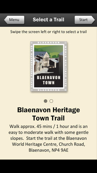 Blaenavon Digital Passport