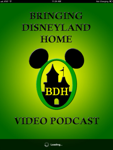 Bringing Disneyland Home
