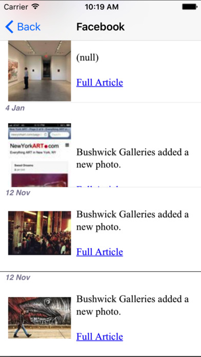 Bushwick Galleries