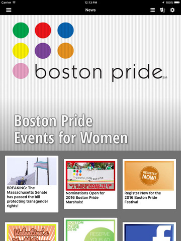 Boston Gay Pride