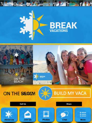 Break Vacations