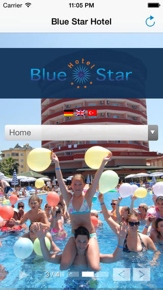 Blue Star Hotel - Alanya