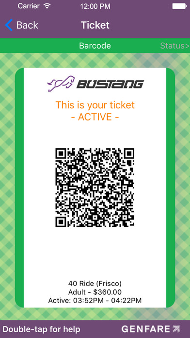 Bustang Ticketing