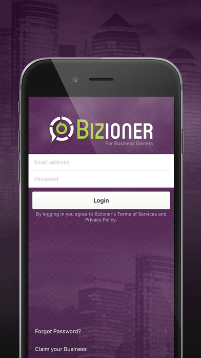 Bizioner for Business Owners