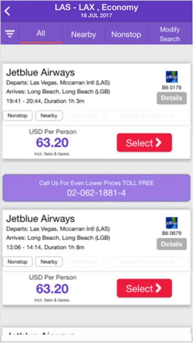 BookingWiz Flights