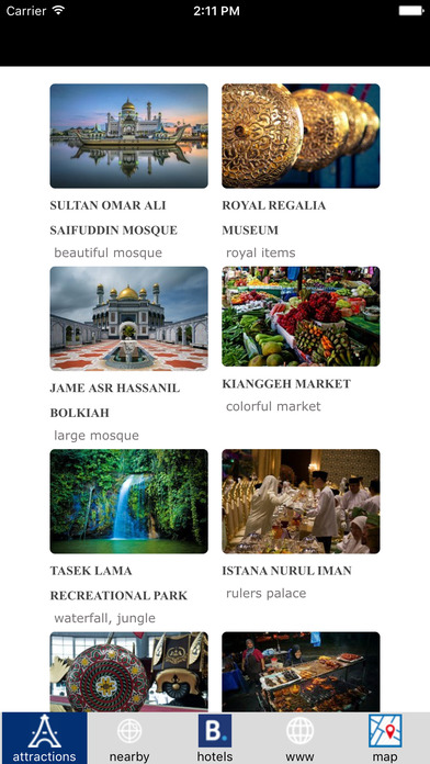 Brunei Travel Guide Tristansoft