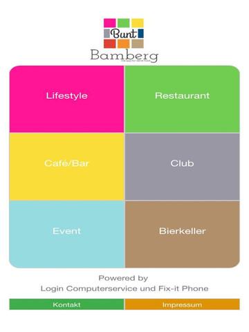 Bunt Bamberg