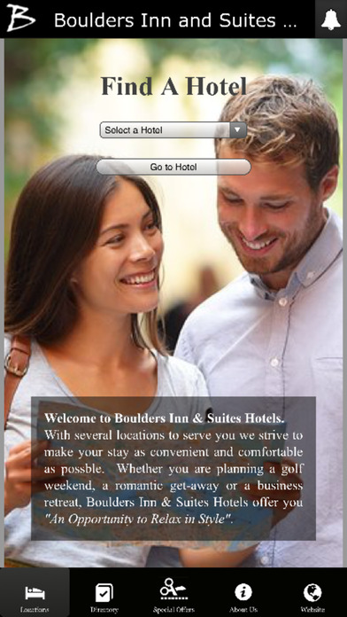 Boulders Inn and Suites Hotel