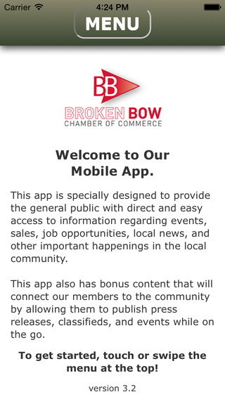 Broken Bow Chamber of Commerce
