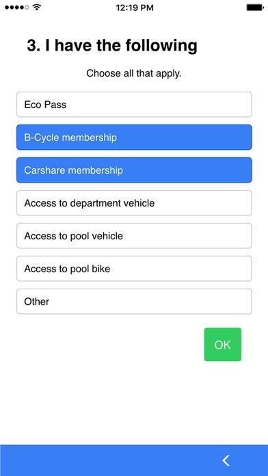 Boulder Transportation Survey