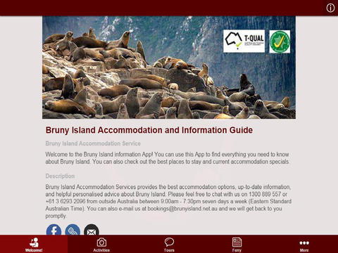 Bruny Island Visitor Guide