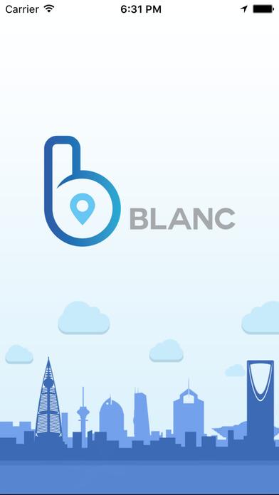 Blanc Driver