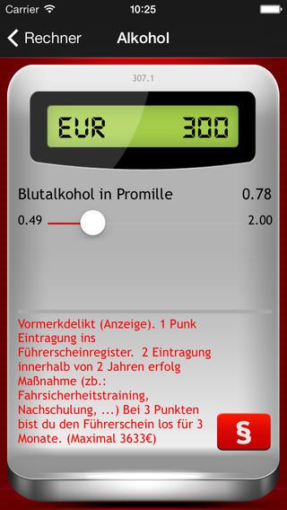 Bußgeld Rechner Österreich - Was kostet es?
