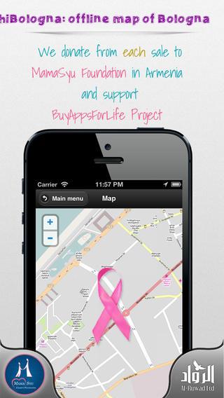 Bologna Offline Map from hiMaps:hiBologna