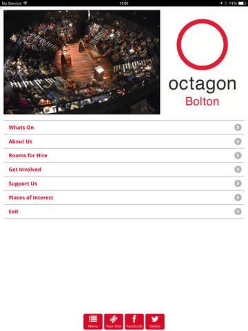 Bolton Octagon Theatre