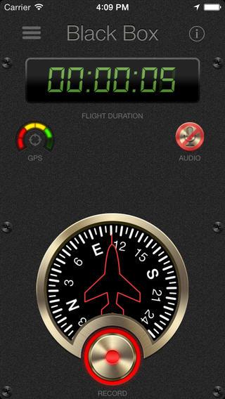 Black Box - Cockpit Data Recorder