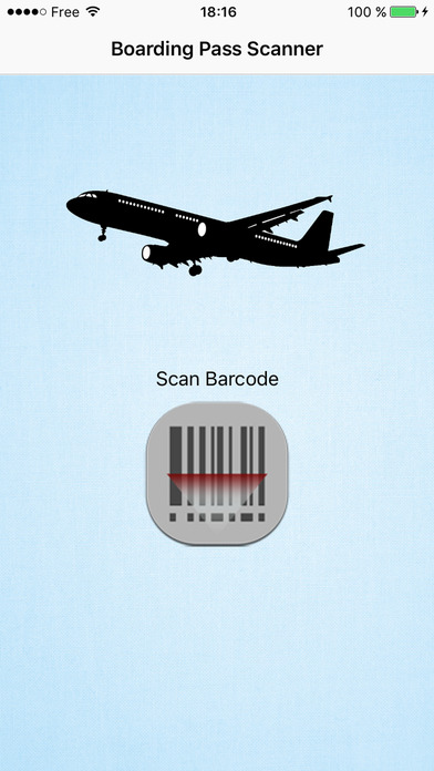 Boarding Pass Reader FREE